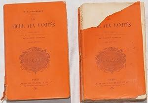 LA FOIRE AUX VANITES,: M. W. THACKERAY