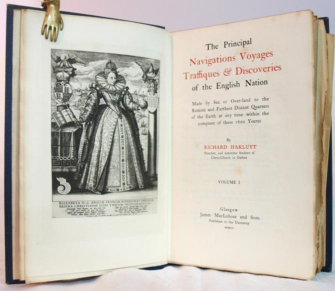 HAKLUYT VOYAGES AND DISCOVERIES DOWNLOAD