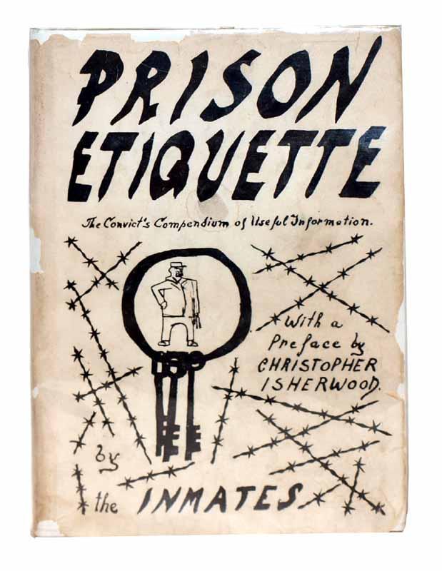 compendium convict etiquette information prison useful