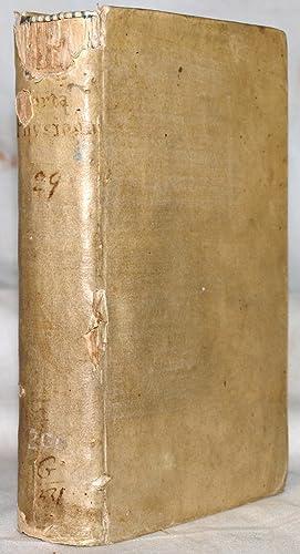 De humana physiognomonia Ioannis Baptistae Portae Neapolitani: Porta, Giovanni Battista