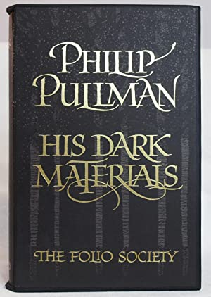 His Dark Materials 3 Volume Set Folio Society the Golden Compass, the Subtle Knife, the Amber Spy...