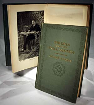 SIBERIA AND THE EXILE SYSTEM. 2 volume set