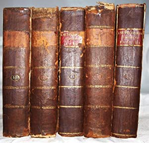 Encyclopaedia ; Or, a Dictionary of Arts, Sciences, and Miscellaneous Literature. 21 Volumes Set ...