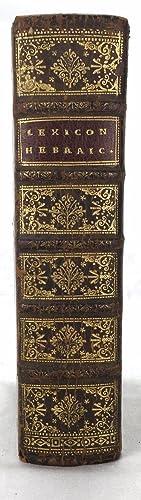 Lexicon Hebraicum et Chaldaicum : complectens omnes: Johann Buxtorf