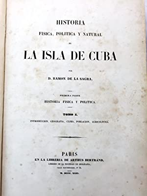 Historia fisica, politica y natural de la: Ramon de la