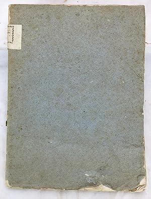 Encyclopedie methodique: Histoire Naturelle, Vers infusoires. Planches: Denis Diderot; Pierre