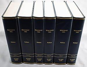 Merchant Sail in Six Volumes [Facsimile Edition: William Armstrong Fairburn