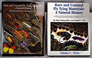 Rare and unusual fly tying materials: A: Schmookler, Paul