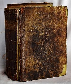 Sammelband of 42 English Sermons, bound in: Leonard Lichfield; Edward