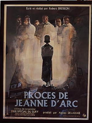Proces de Jeanne d'Arc (The Trial of: Actor / Director: