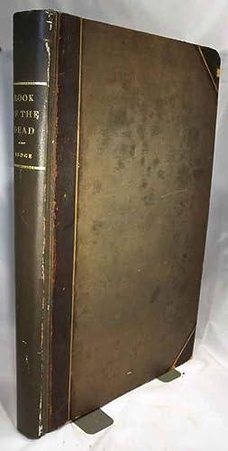 Book of the Dead. Facsimiles of the: E. A. Wallis