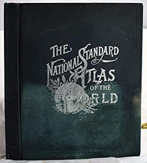 The national standard family and business atlas of the world : specially adapted for commercial a...