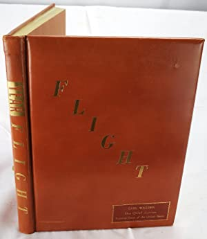 Flight, a pictorial history of aviation : the complete story of man's conquest of the air from hi...