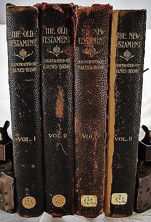 The Old Testament, Part I, Part II;: Tissot, J. James