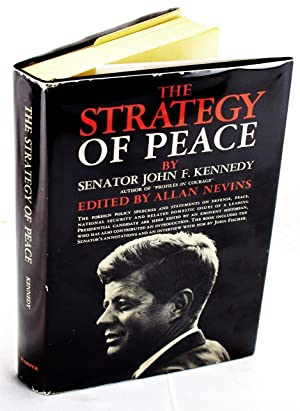 The Strategy of peace (Secretarial Signed)