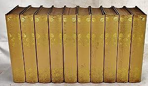 The Novels of Jane Austen, Ten Volumes: Jane Austen