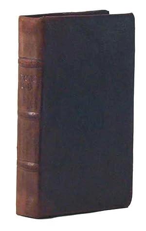 De Veritate Religionis Christianae. Editio Novissima: Hugo Grotius