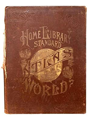 The home library standard atlas of the world