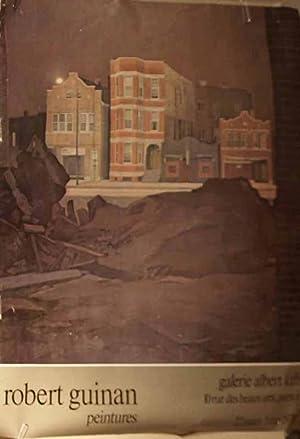 Galerie Albert Loeb Art Poster: Robert Guinan;: Illustrator-Robert Guinan