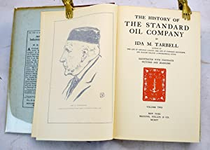 the history of the standard oil company vol i in two volumes