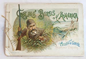 Game Birds of America: Allen and Ginter