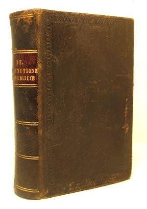 Compendiosa Epitome Commentariorum Francisci Patritii Senensis Episcopi,: Francesco Patrizi; Desiderius