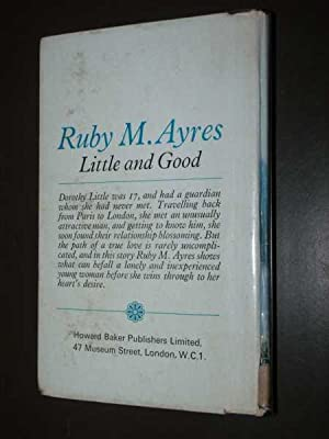 Little And Good: Ayres, Ruby M.