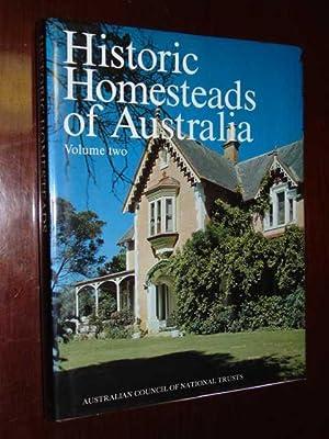 Historic Buildings Of Australia: Volume 4: Historic: National Trust