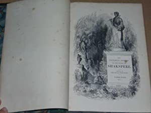 The Pictorial Edition of the Works of Shakspere. Edited by Charles Knight. [Histories, 2 vols.; ...