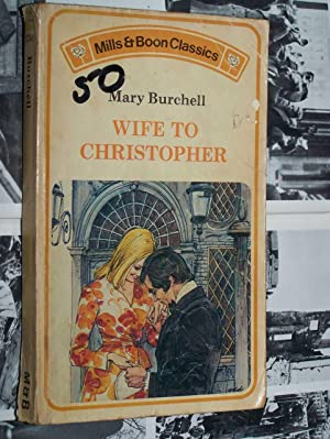 Wife To Christopher: Burchell, Mary
