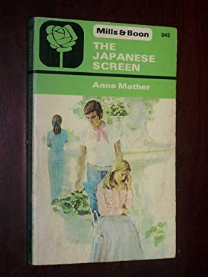 The Japanese Screen: Mather, Anne