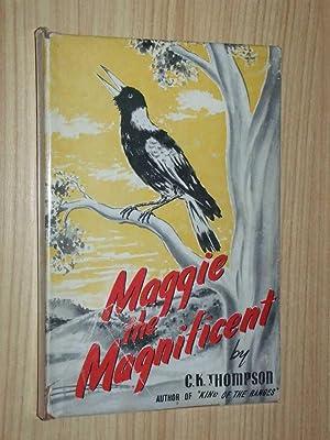 Maggie The Magnificent: Thompson, C.K.