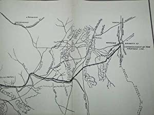 Mareeba to Chillagoe Railway Map: Queensland Government