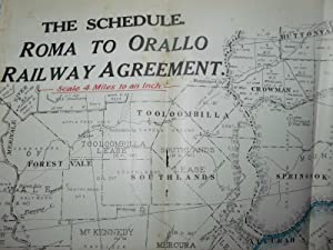 Roma To Orallo Railway Agreement: Injune: Queensland Government