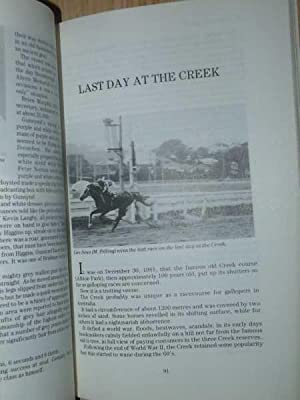 Courses For Horses: Highspots In The 66 Year History of the Brisbane Amateur Turf Club (Albion Park...