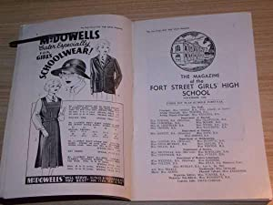 The Magazine Of The Fort Street Girls' High School November, 1936: Cohen Miss (Principal)