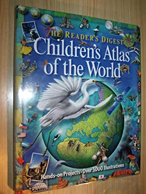 The Reader's Digest Children's Atlas Of The: Sale, Colin