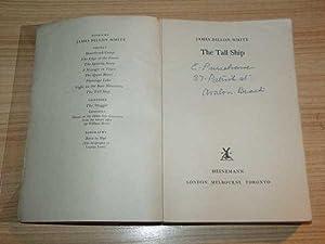 The Tall Ship: White, James Dillon