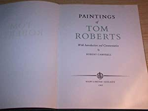 Paintings Of Tom Roberts: Campbell, Robert