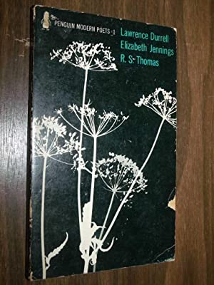 Penguin Modern Poets 1: Durrell, Lawrence