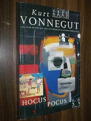Hocus Pocus: Vonnegut, Kurt