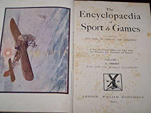 The Encyclopaedia Of Sport & Games