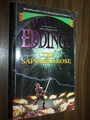 The Sapphire Rose: The Elenium Book 3
