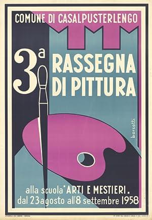 3° Rassegna di pittura: Borsotti