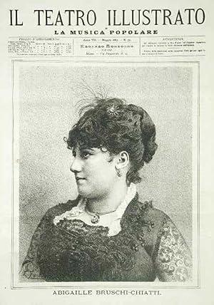 Abigaille Bruschi - Chiatti: Fontana E.