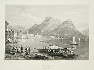 Lugano. / (Canton Tessin): Bartlett W. H.dis. & C. Richardson inc