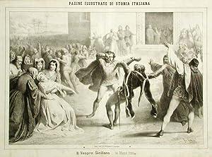 Il Vespro Siciliano. 30 Marzo 1282: Gonin F.