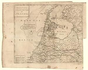 Nuova Carta della Contea di Olanda: Salmon
