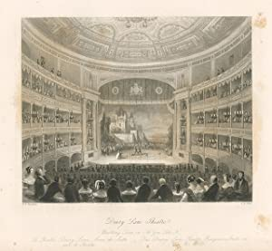 "Drury Lane Theatre Wrestling Scene in ""As: Ellis T. H."