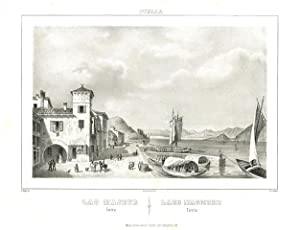 Lago Maggiore / Intra: Magni A. dis.